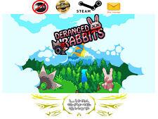 Deranged Rabbits PC Digital STEAM KEY - Region Free