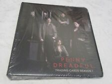Cryptozoic Penny Dreadful Season 1 Trading Cards Card Book M15 Binder  Relic