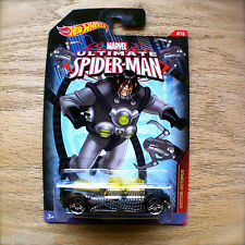 Hot Wheels ULTIMATE SPIDERMAN Doctor Octopus WHAT-4-2 Marvel 6/10 Mattel diecast