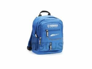 Genuine Yamaha Kids Blue Mini Backpack
