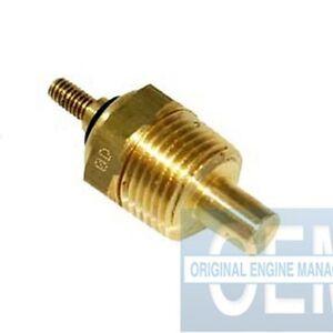 Coolant Temperature Switch Original Engine Management 8331