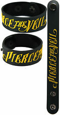 PIERCE THE VEIL  NEW! Bracelet Wristband aa122 Gold/This is a Wasteland