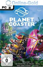 Planet Coaster - PC Online Game Key - Steam Download Code [Strategie] NEU EU DE