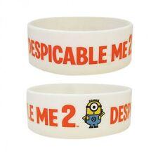 Gummi Armband DESPICABLE ME 2  Ich Einfach Unverbesserlich - 2 Minions ca65x24mm