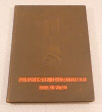 New Albany Bulldogs Indiana Yearbook  IN IND  1932