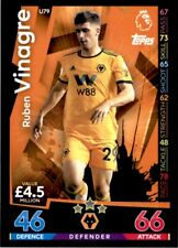 Match Attax 2018/19 EXTRA - Wolverhampton Ruben Vinagre (Update Card) No.U79