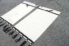 Hobie Tandem island Kayak Trampoline White MESH Pro Model w/Cams and Pocket