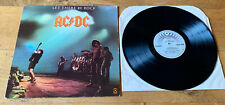 AC/DC Let there be rock   - LP - Vinyl