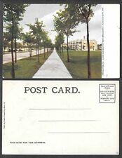 Old Missouri Postcard - Kansas City - Armour Boulevard