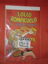 GLI ALBO D'ORO DI TOPOLINO-n° 3 -d-annata del 1953-originale mondadori-DISNEY