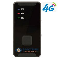 No Monthly Fee Spectrum 4G LTE GPS Tracker for Children with SOS Button