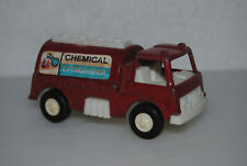Vintage TootsieToy - Chemical Extinguisher Fire Truck - Red - 1970