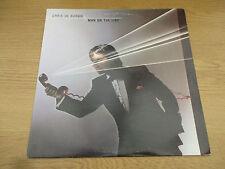 Chris de Burgh  –  Man On The Line VINYL LP Album 1984 Pop Rock A&M AMLX 65002
