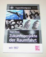 Zukunftsprojekte der Raumfahrt seit 1957 - Antriebe / Projekte - Typenkompass
