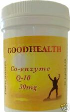 Coenzima Q-10 (30mg) 90 Cápsulas (uno por día) Gratis Envío