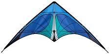 PRISM KITES - Nexus Stunt Kite (Blue)