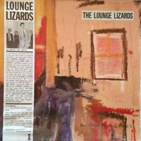 """THE LOUNGE  LIZARDS 1987-12""""⚠️Sealed⚠️Vinyl LP-No pain for cakes-RCA 208279"""