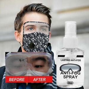 Anti-Fog Spray For Swim Goggles Scuba Dive Lens Cleaner Glasses Spray Mist NEW