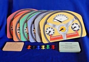 FORMULA ONE GAME SPARE REPLACEMENT PIECES - WADDINGTON VINTAGE - Please Choose:-