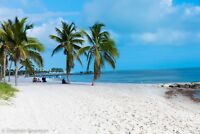 Digital Image Picture JPEG Desktop Wallpaper. Key West Beach.
