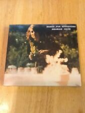 Graham Nash Songs For Beginners CD + DVD Audio 5.1 Surround Sound Sealed