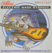 Stahlsaiten, Saiten, Gitarrensaiten für E-BASS light