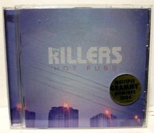 """""""HOT FUSS"""" by THE KILLERS Alternative/Indie Rock Music CD 2004 Island (Label)"""