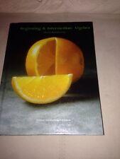 Beginning & Intermediate Algebra Elayn Martin Gay Willow International Edition