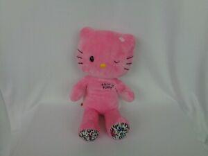 "Build-A-Bear Hello Kitty 19"" Plush Pink"