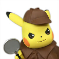 New 2019 Pokemon Movie Detective Pikachu Figure Pokemon Doll Toys cool Cute