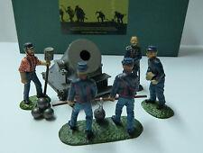 Frontline Figures, estados del norte con mortar tripulación, saa.1, mortar with crew
