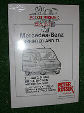 MERCEDES SPRINTER & TL VAN MANUAL 208D 210D 212D 308D 310D 408D 410D 412D '95-00