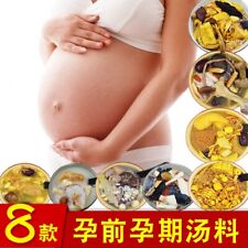 8 Bags 770g Pregnant Women Nutrition Traditional Chinese Medicine Soup Material