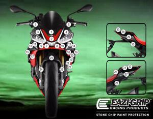 Motorcycle Stone Chip Protection PPF Aprilia Tuono V4 2021+