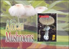 Lesotho 2007 Fungi/Mushrooms/Nature/Plants/Conservation 1v m/s (n18301)
