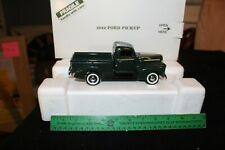 Danbury Mint 1942 Ford Pickup Truck 1:24 scale w/box very nice displayed