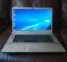 Sony Vaio Laptop VGN-FW21E Grey Model PCG-3D1M