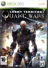 XBOX 360 Quake WARS ENEMY TERRITORY