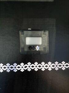 Creative Memories CRYSTAL CHAIN Border Maker Cartridge Punch