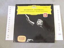 BEETHOVEN PASTORALE LP VON KARAJAN  DGG 138 805 TULIPS