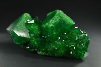 Alun Alunite crystals on matrix from Poland specimen new green like fluorite