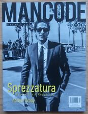 MANCODE GREEK MEN'S MAG MAY 2017 ADRIEN BRODY MONACO GP GREECE '60S K. TZOUMAS