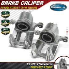 2x Brake Calipers Rear Left & Right for Honda Accord MK 7 CR-V MK 8 2001-2015