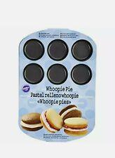 Wilton 12-Cavity Whoopie Pie Baking Pan, Makes Individual 3 Diameter Baked Good