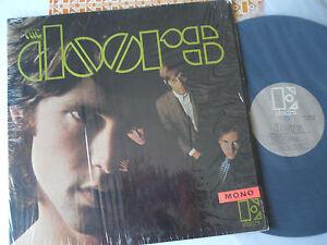THE DOORS LP Original 1967__1st Press MONO ***SHRINK*** EKL-4007__EX++ COVER!!