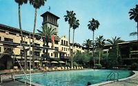 Postcard Mission Inn Riverside California