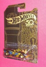 Hot Wheels~Black and Gold  Rodger Dodger