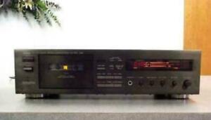 Yamaha KX-650 Stereo Cassette Deck