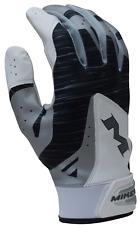 Miken Batting Gloves MBGL18 BLK XL