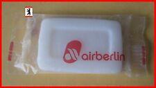 ✈ AIRBERLIN ❤️  lavatory soap Seife Gästeseife aviation airline airways Berlin